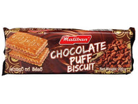 Maliban Chocolate Puff Biscuit