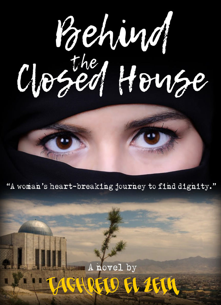 Behind The Closed House: A Coming Of Age Novel