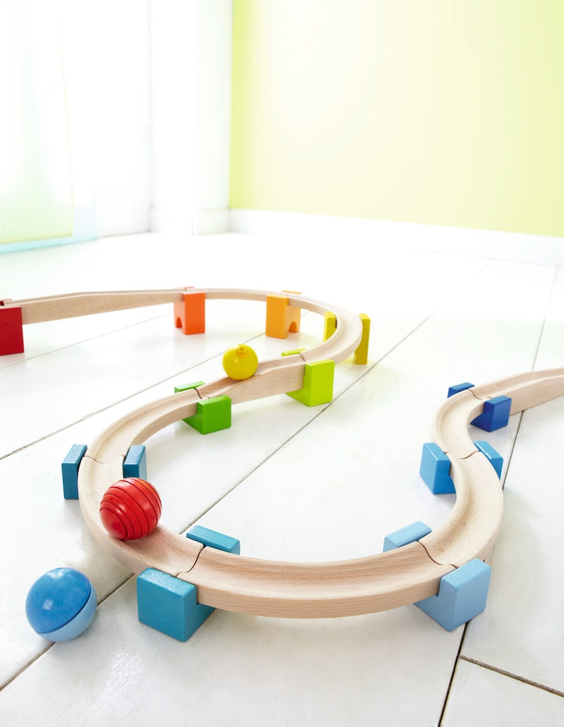 Review – HABA My First Ball Track