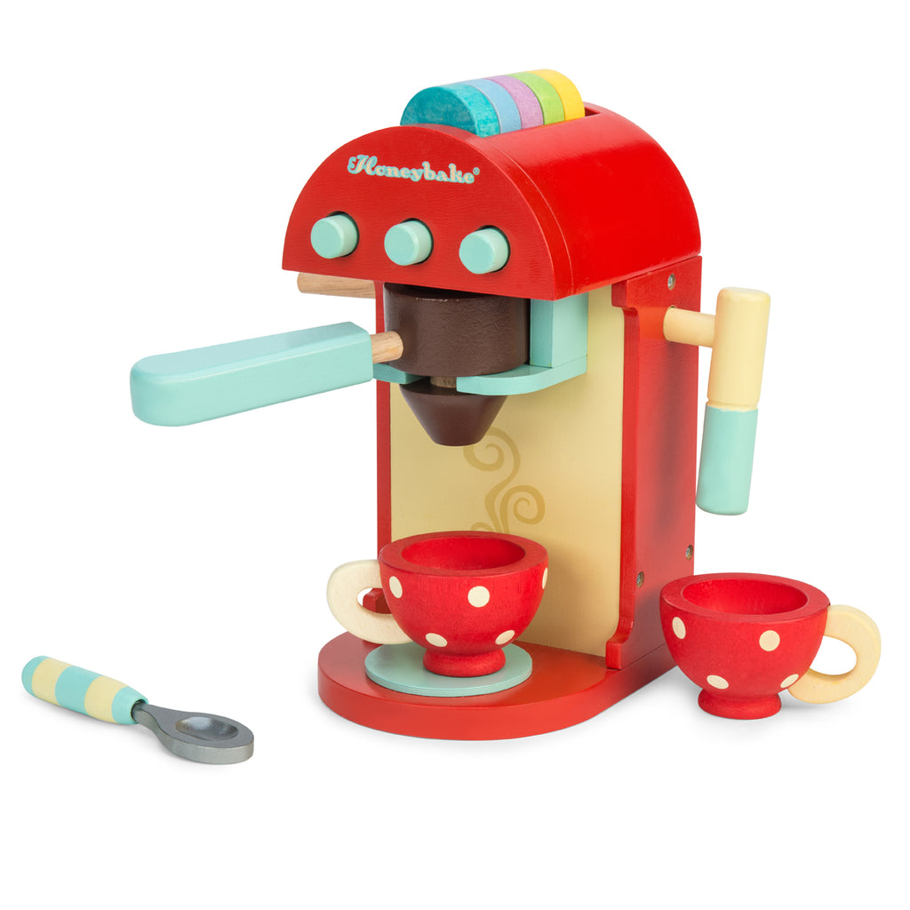Le Toy Van Cafe Machine – Review