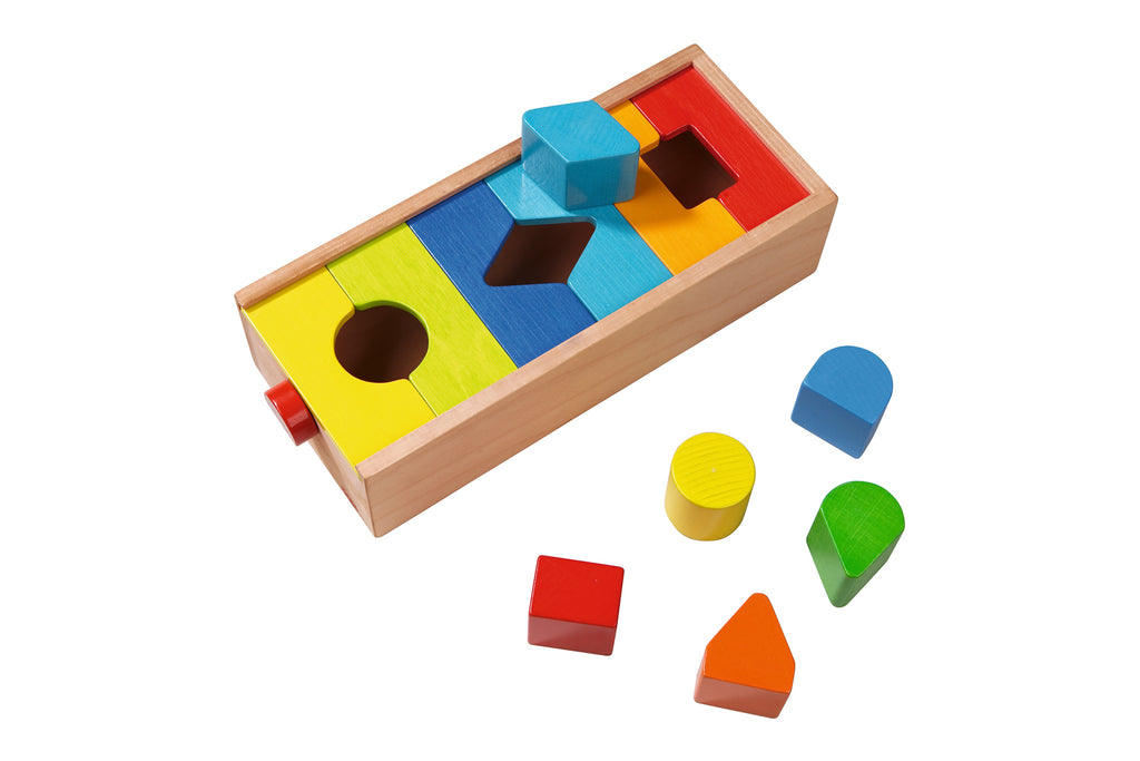 Shape Sorters & Stacking Games
