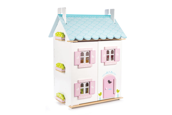 Wooden Dolls Houses Online From Official Le Toy Van Shop Spotty