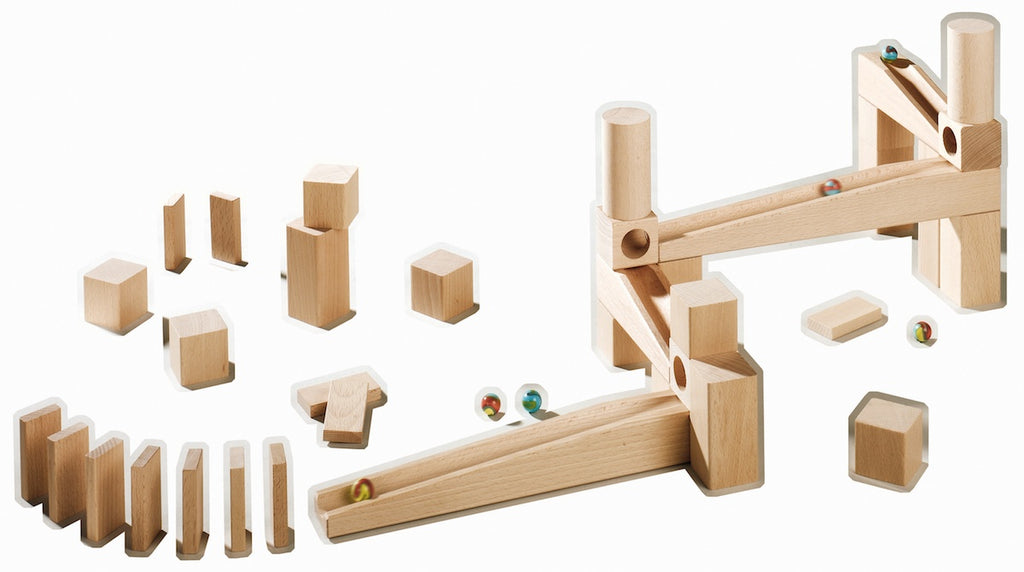 HABA Marble Run 'First Playing'