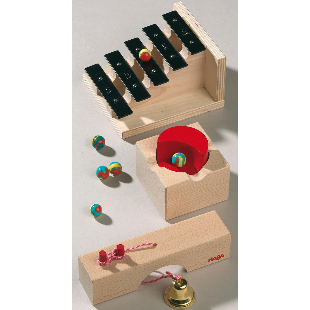 HABA Sound Staircase 1149 - Ball Track Addition