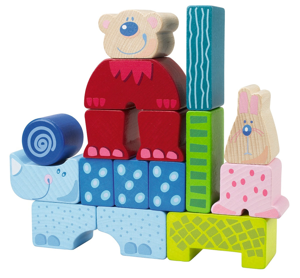 HABA Building blocks Zoolino maxi