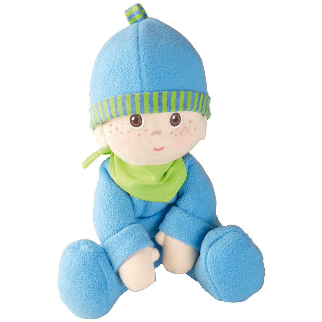 "HABA Snug up Doll ""Luis"""