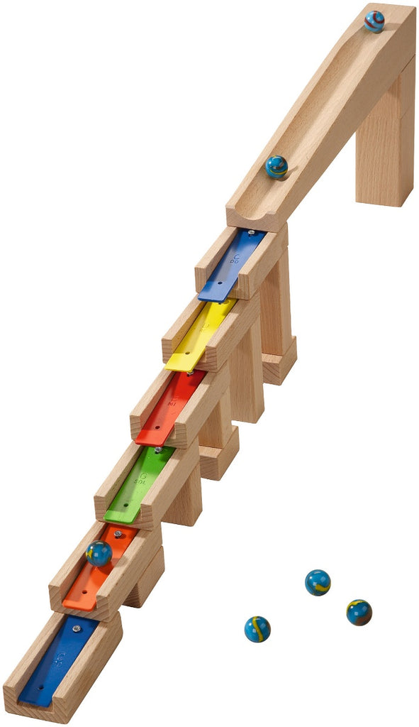 HABA Marble Run 'Melodious Building Blocks'