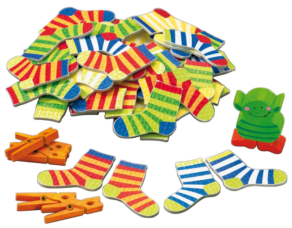 HABA Game Lucky Sock Dip