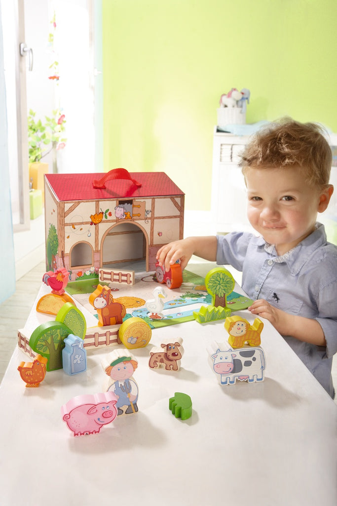 HABA Large Play Set Farm