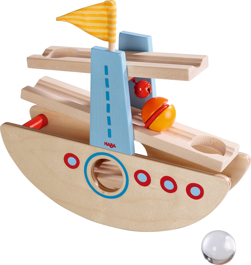 HABA My First Ball Track - Rocking Dinghy