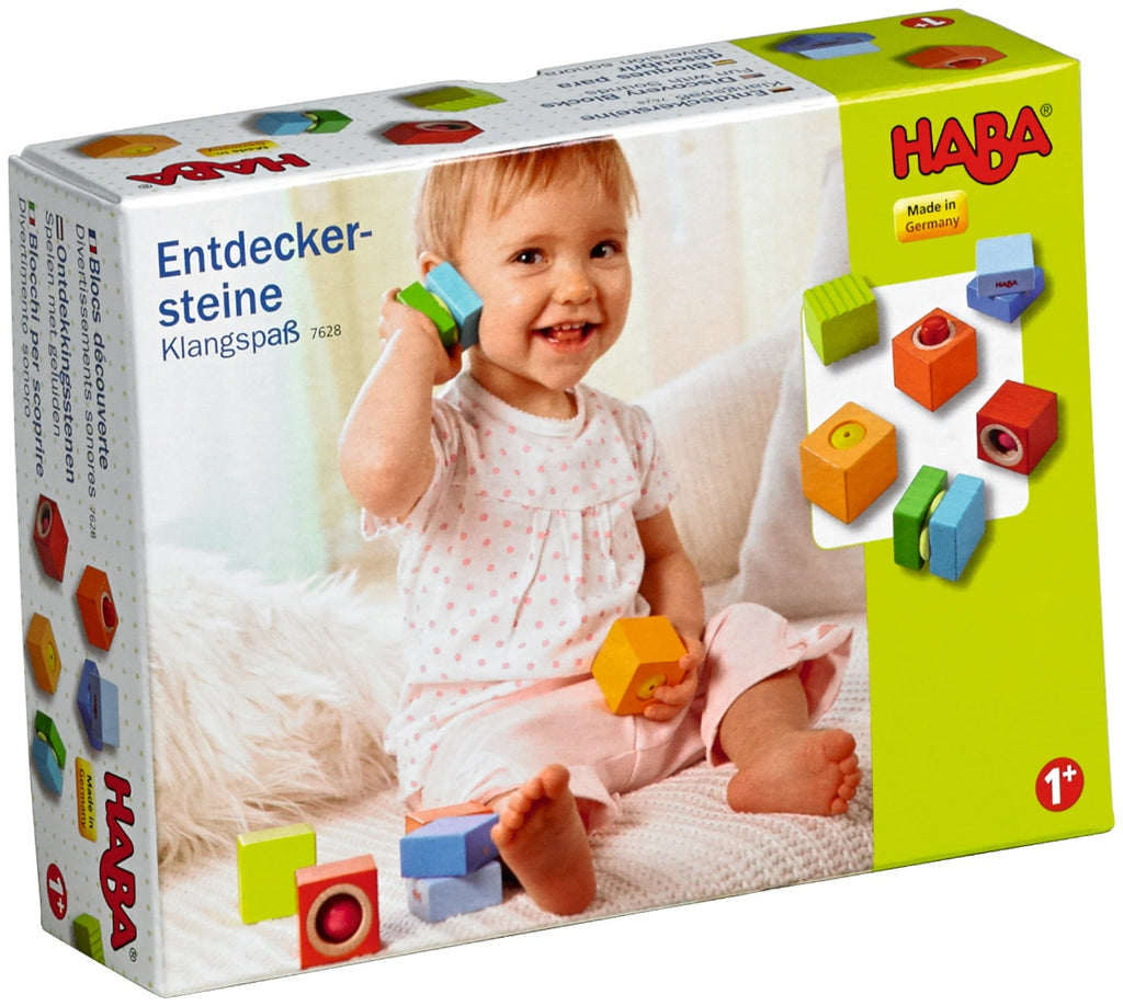 HABA Discovery Blocks - Fun With Sounds