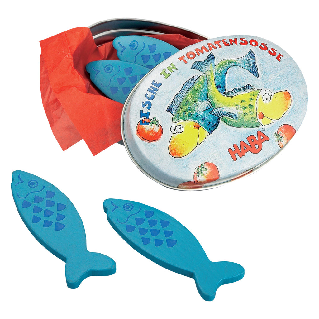 HABA Play Food Fish in a Can