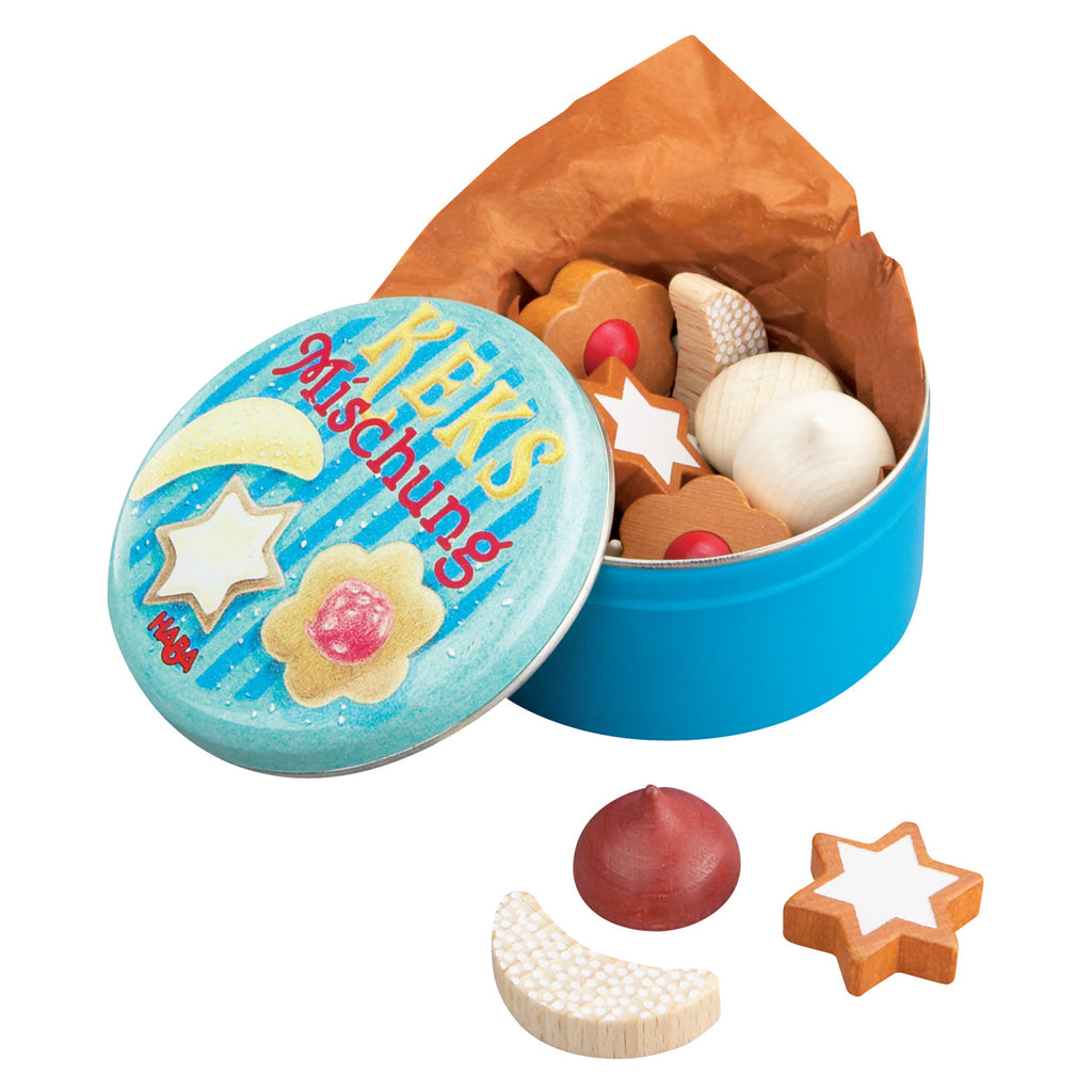 HABA Play Food Biscuit Tin