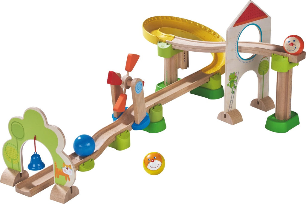 HABA Ball Track Rollerby - Windmill Track
