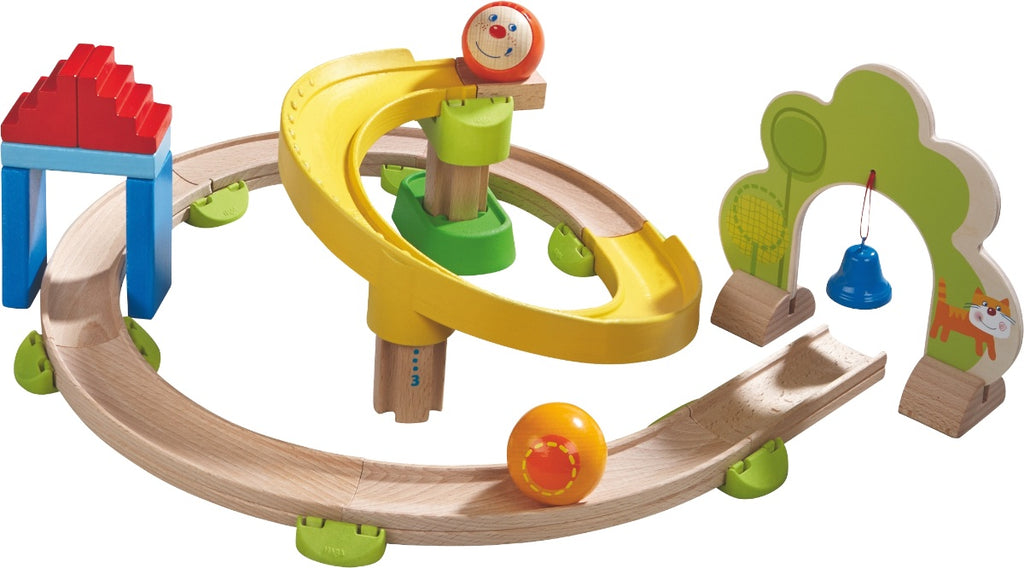 HABA Ball Track Rollerby - Spiral Track