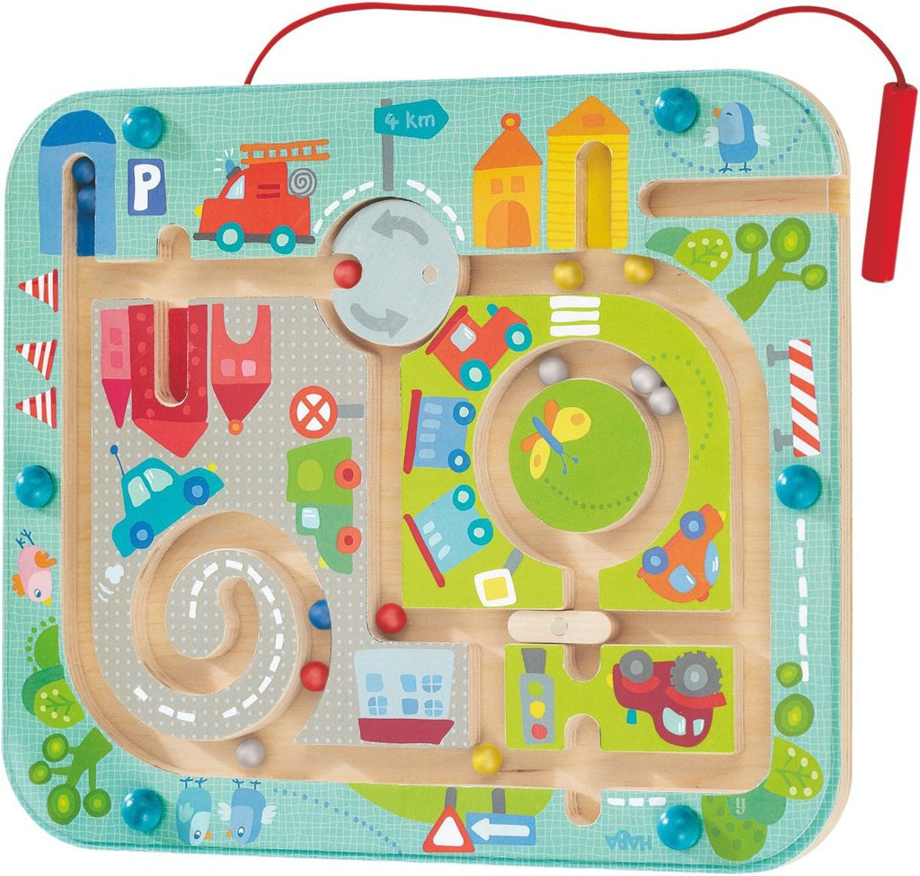 HABA Magnetic Game 'Town Maze'