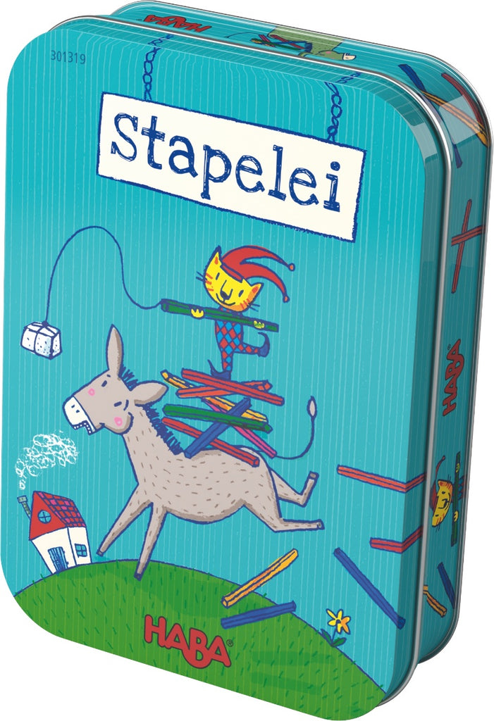 HABA Game in a Tin 'Stack'
