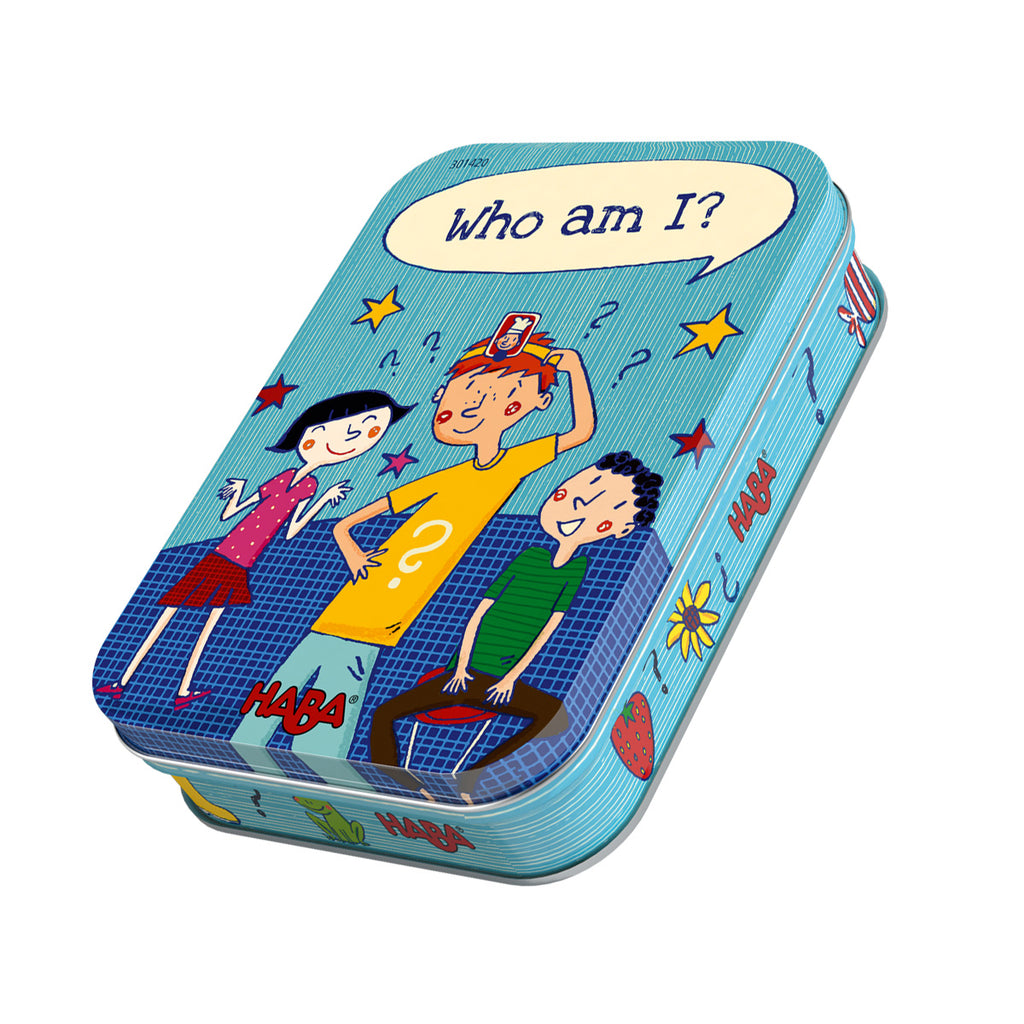 HABA 'Who am I?' Game in Tin