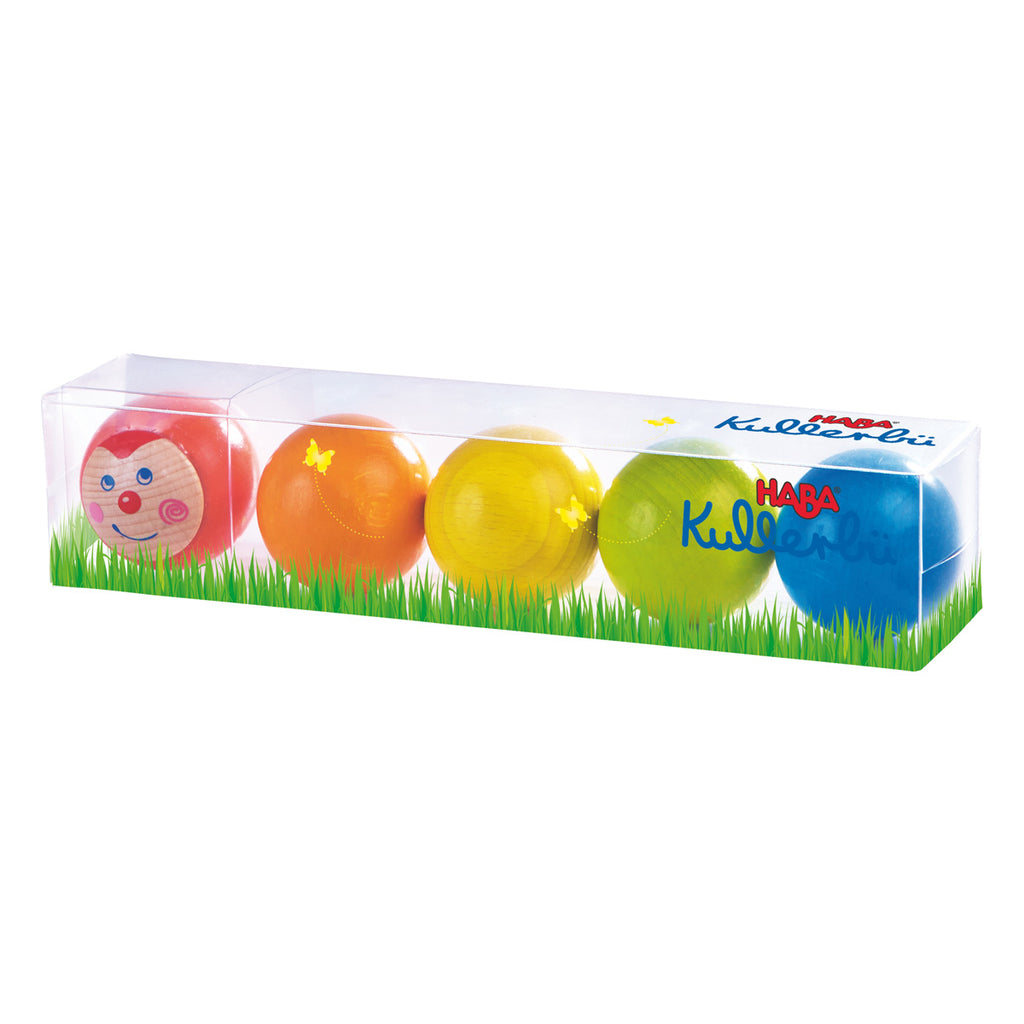 HABA Ball Track Balls - Ball Caterpillar