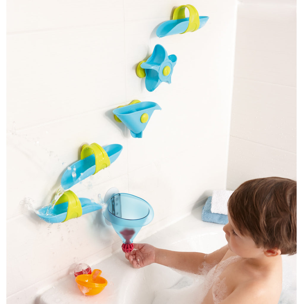 HABA Ball Track Bathing Bliss - Water Funnel