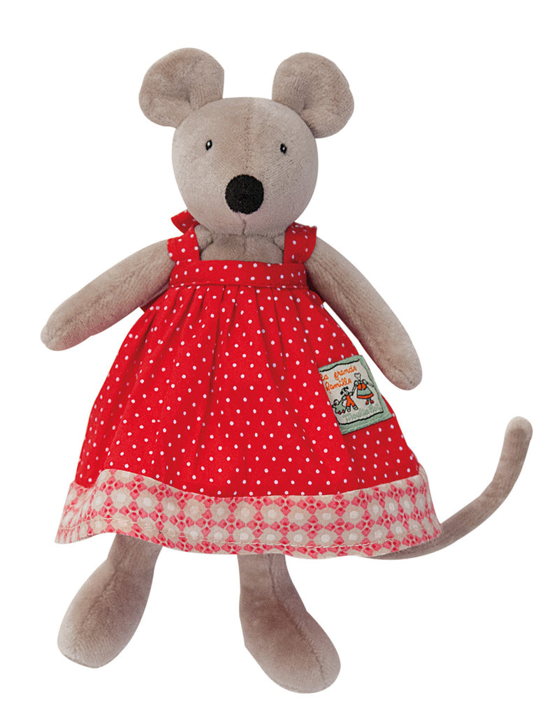 Moulin Roty La Grande Famille - Tiny Nini the Mouse