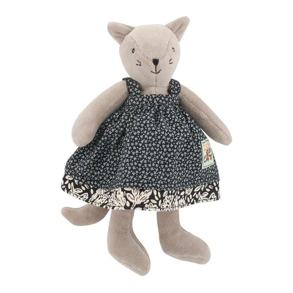 Moulin Roty La Grande Famille - Tiny Agathe the Cat