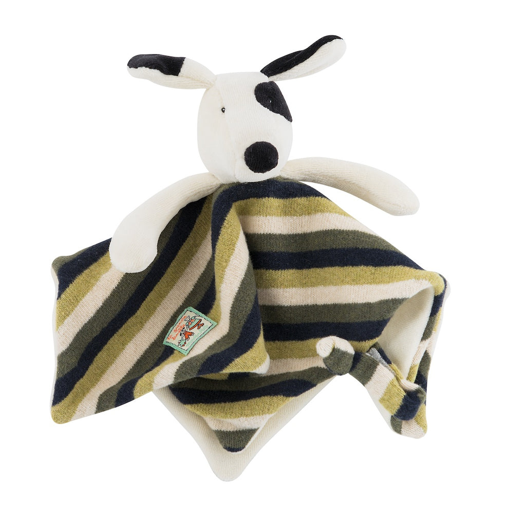 Moulin Roty La Grande Famille - Julius the Dog Comforter