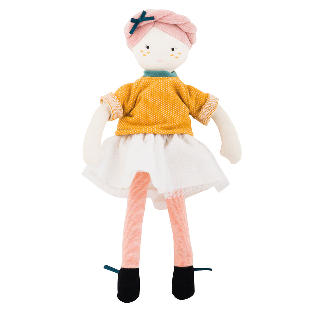 Moulin Roty Les Parisiennes Soft Doll