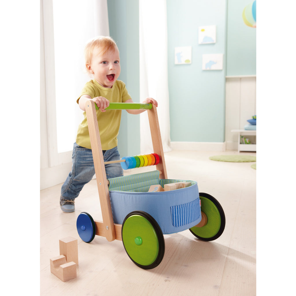 HABA Walker Wagon - Color Fun