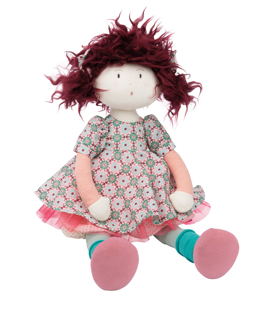 Moulin Roty Les Coquettes Rag Doll Jeanne
