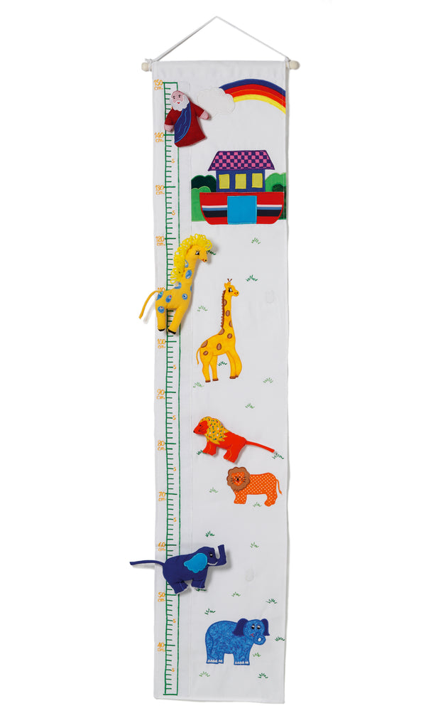 Oskar&Ellen Noah's Ark Height Chart