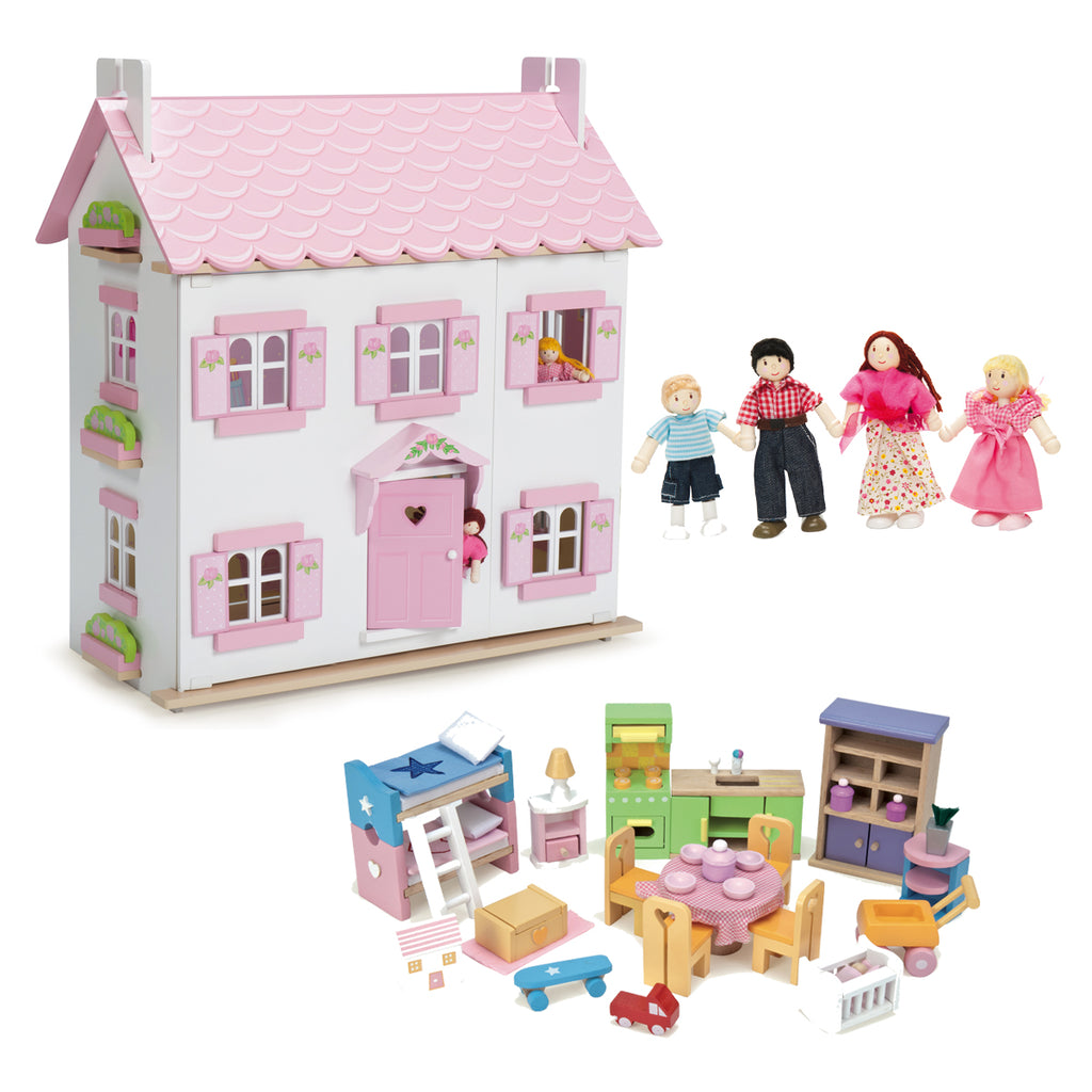 Le Toy Van Sophie's House Bundle