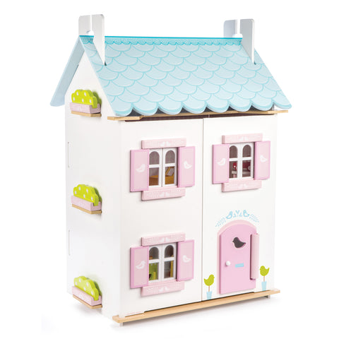 Le Toy Van Bluebird Cottage dolls house