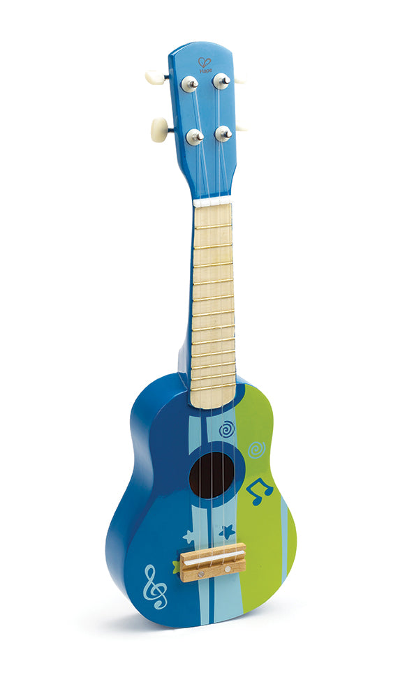 Hape Toy Guitar - Blue