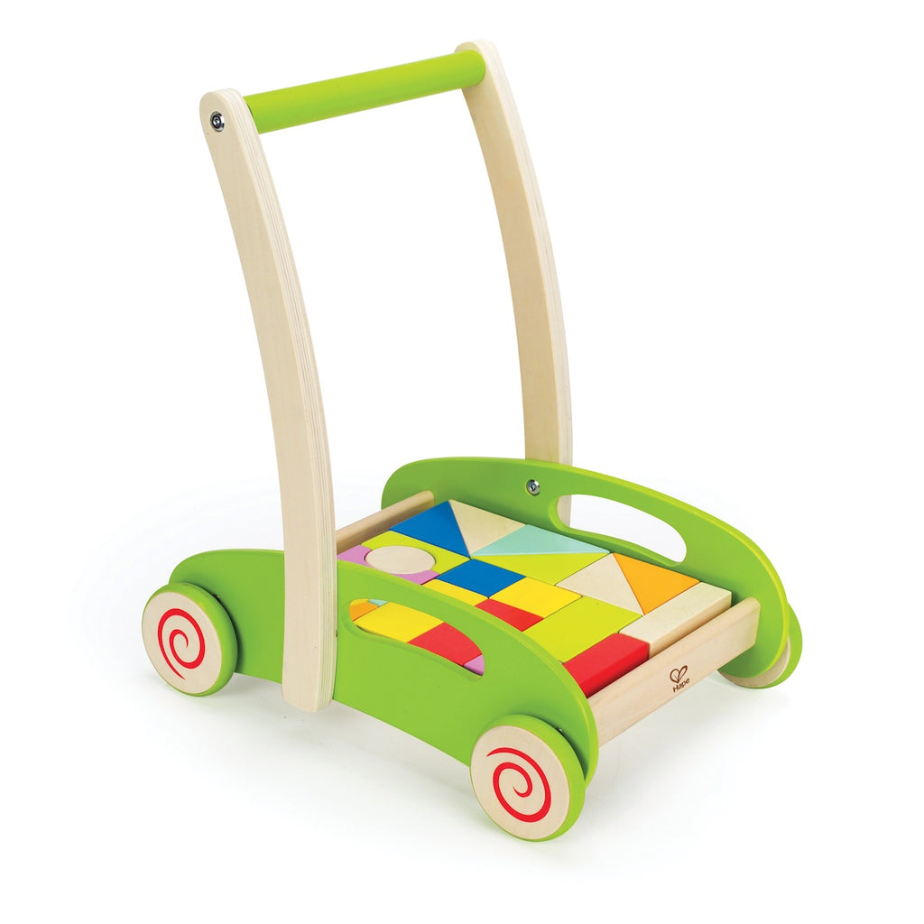 Hape Walker 'Block and Roll'