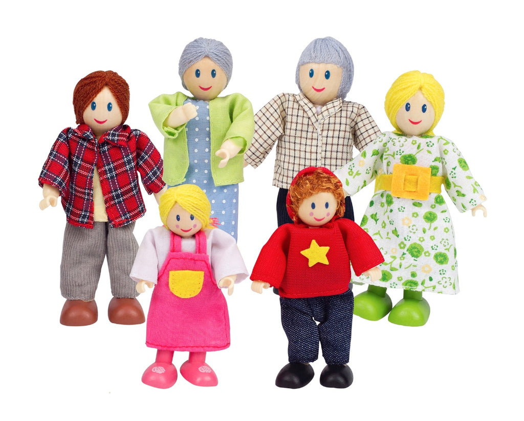 Hape Dolls Family