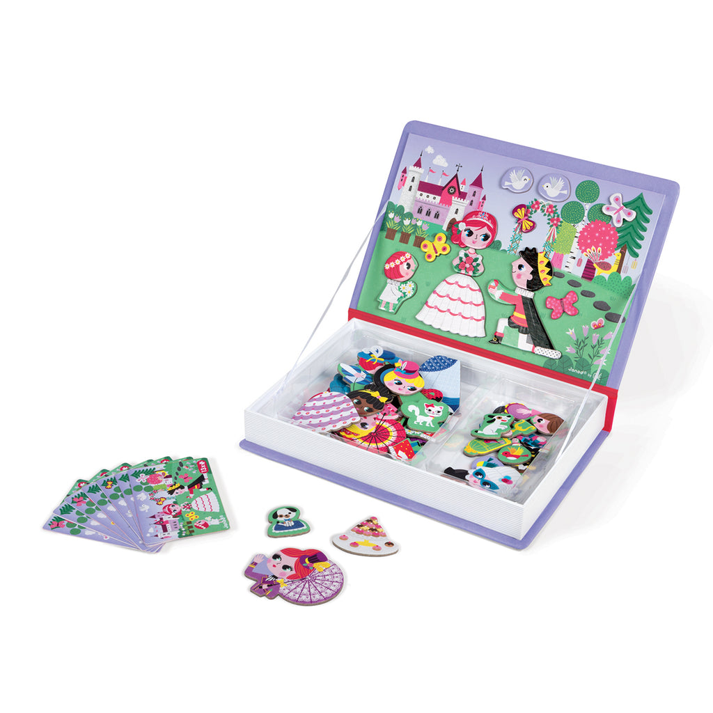 Janod Magnetic Book Princess