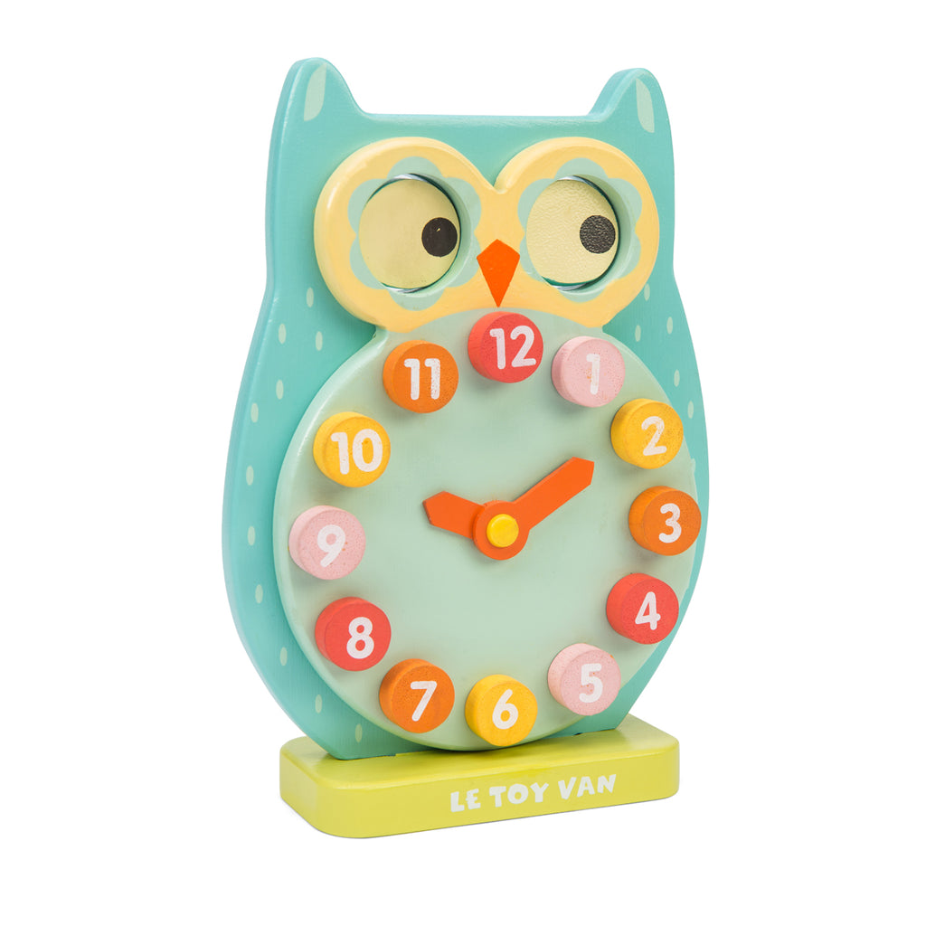 Le Toy Van Blink Owl Clock