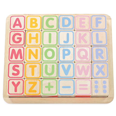 Le Toy Van ABC Blocks