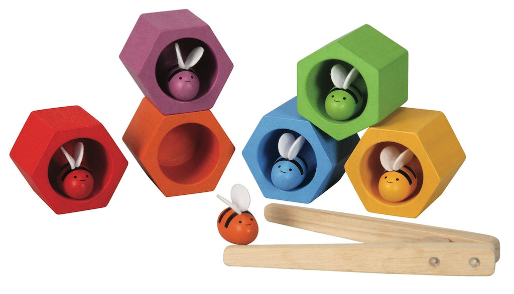 Plan Toys Beehives Game