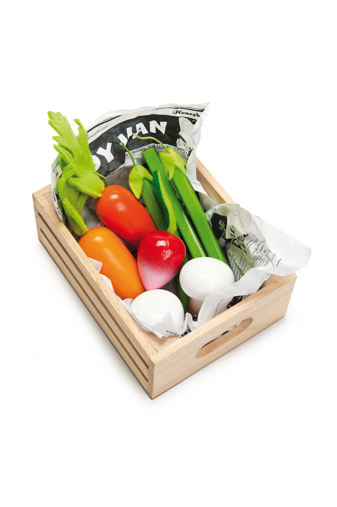 Le Toy Van Vegetables Crate