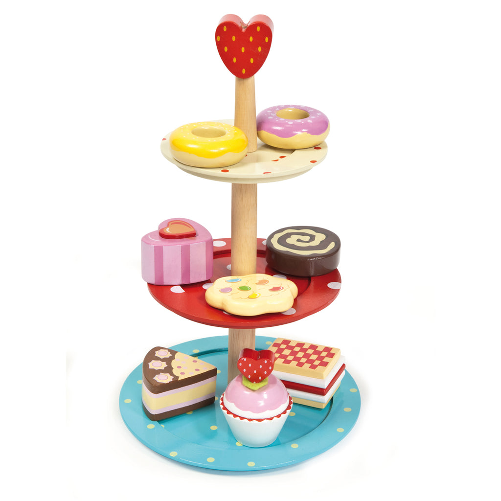 Le Toy Van 3 Tier Cake Stand