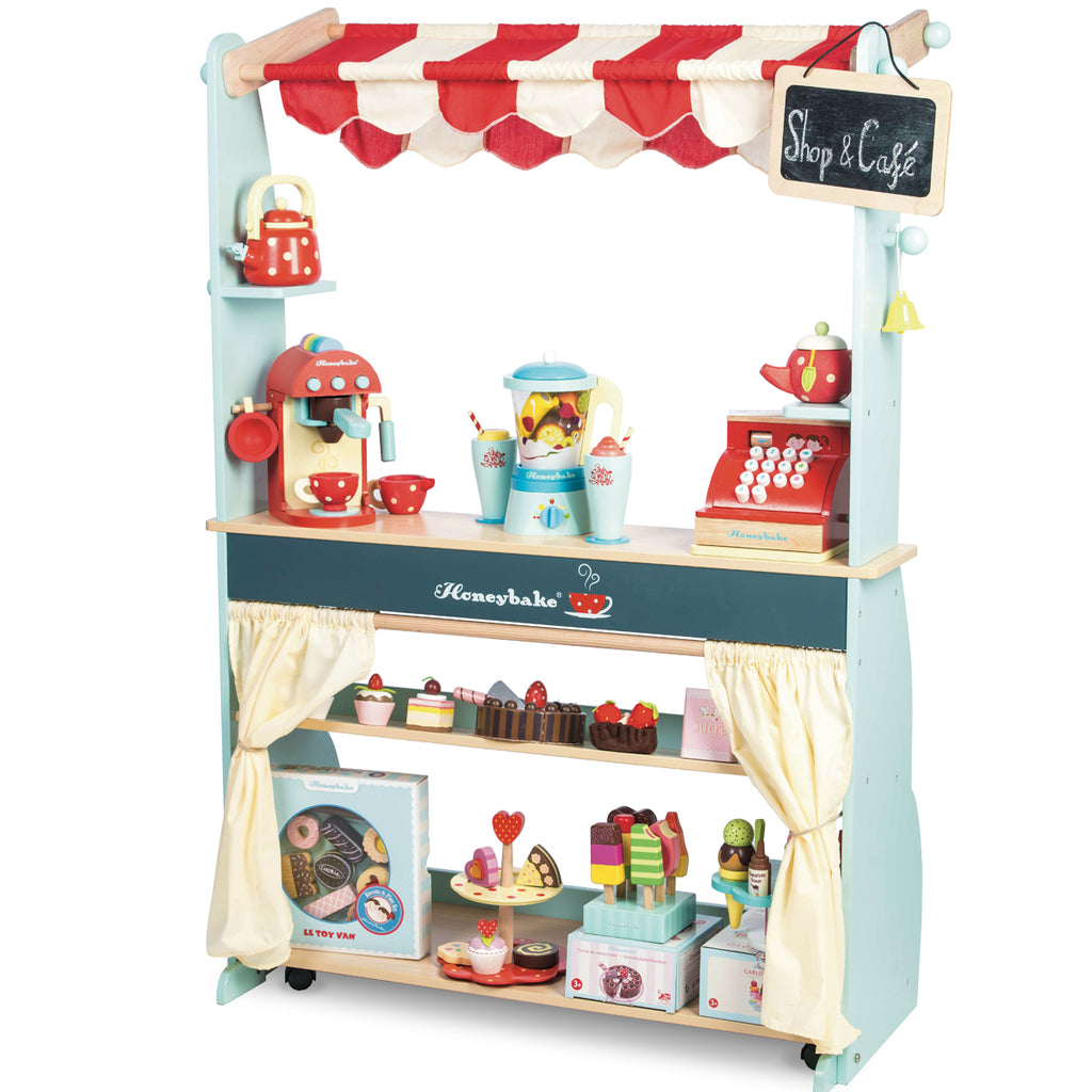 Le Toy Van Shop & Cafe Honeybake