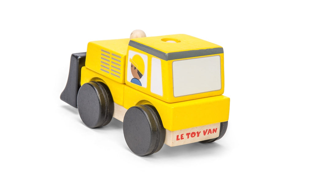 Le Toy Van Bulldozer Stacker