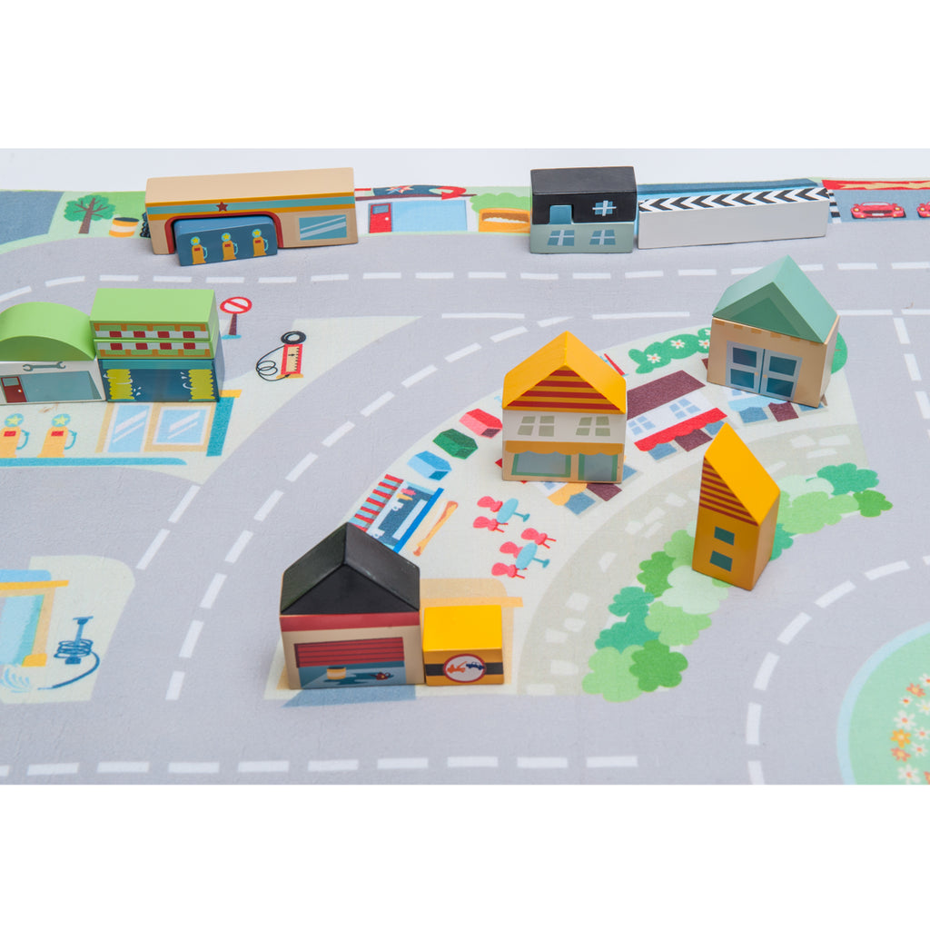 Le Toy Van Town Playmat