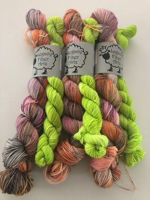 Hocus Pocus Micro Sock Kit