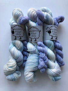 Bluebell Sock Kit