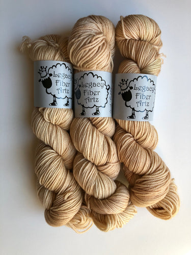 Hush Puppy Worsted