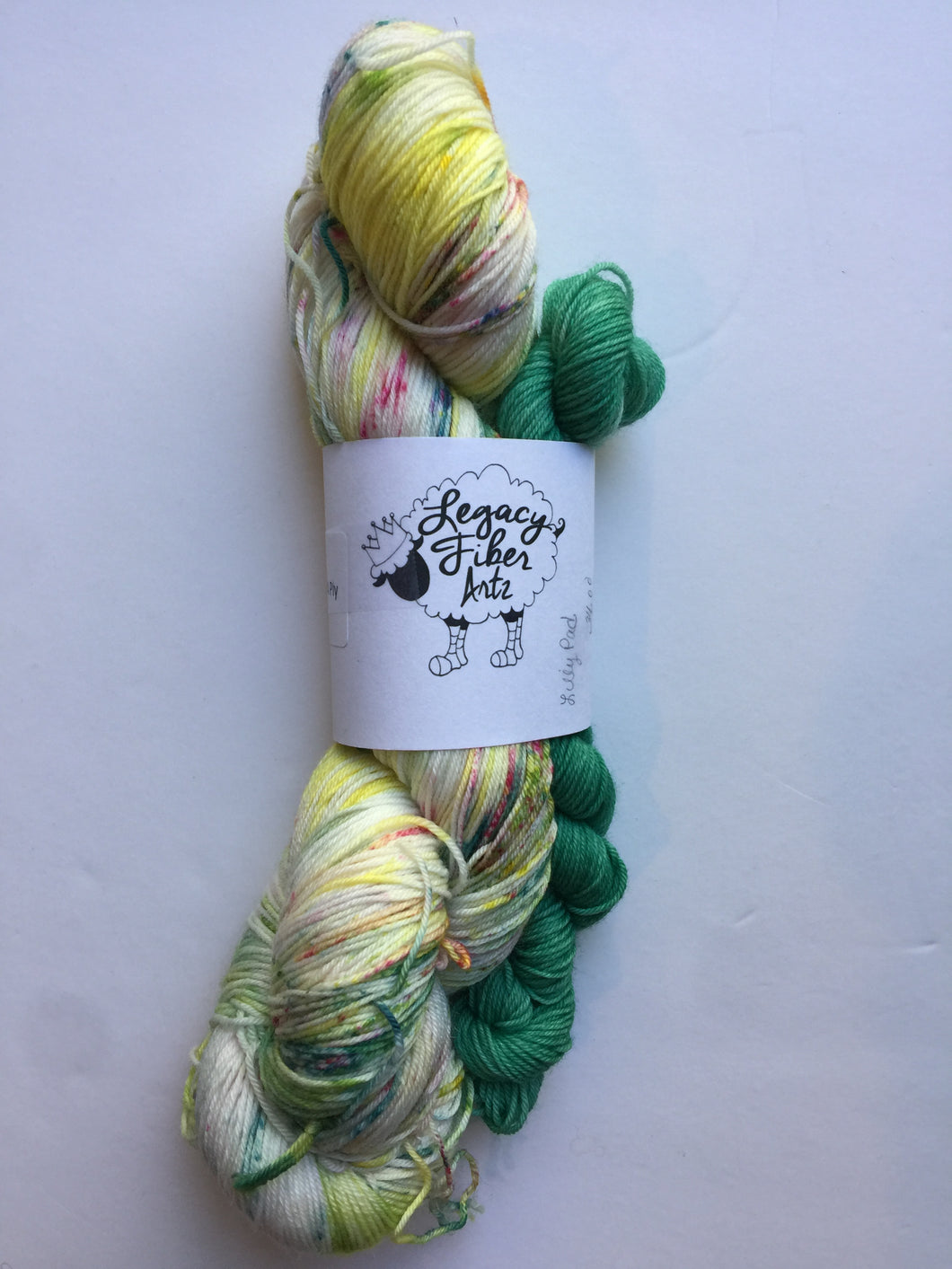 Lilly Pad Sock Kit