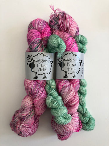 Miss Lilly P Sock Kit